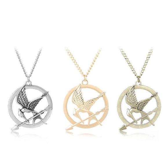 Hunger Games Pendant Necklace