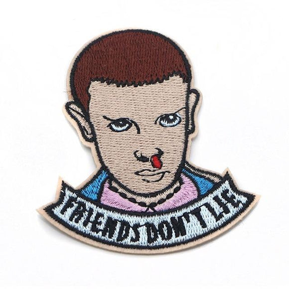 Stranger Things Patch Collection Merchyes