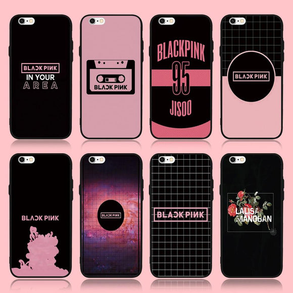 BLACKPINK iPhone Cases Merchyes