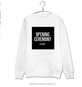 BTS Jungkook Opening Ceremony Sweater