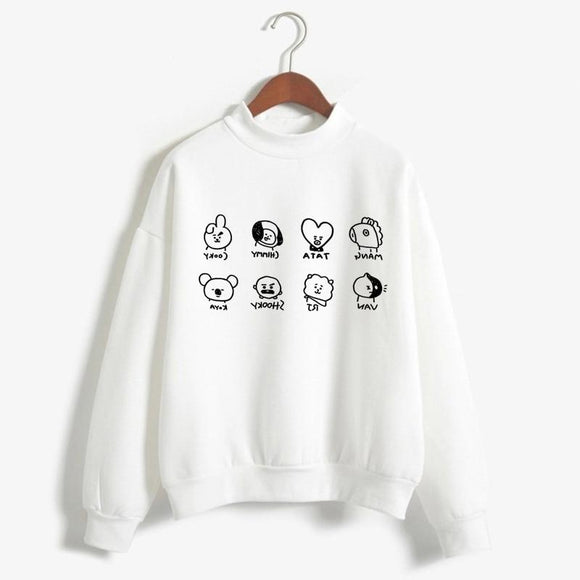 BT21 BTS Sweater