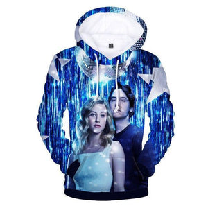 Riverdale Bughead 3D Hoodie Merchyes