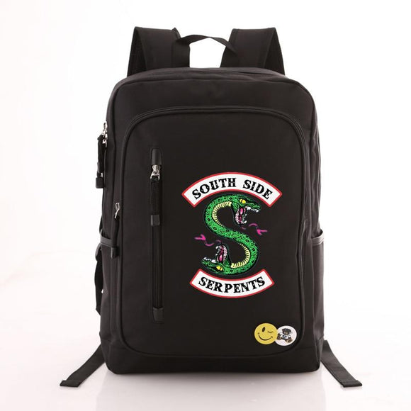 Riverdale Southside Serpents Backpacks Backpacks Merchyes
