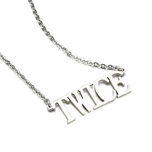 Free TWICE Necklace Merchyes