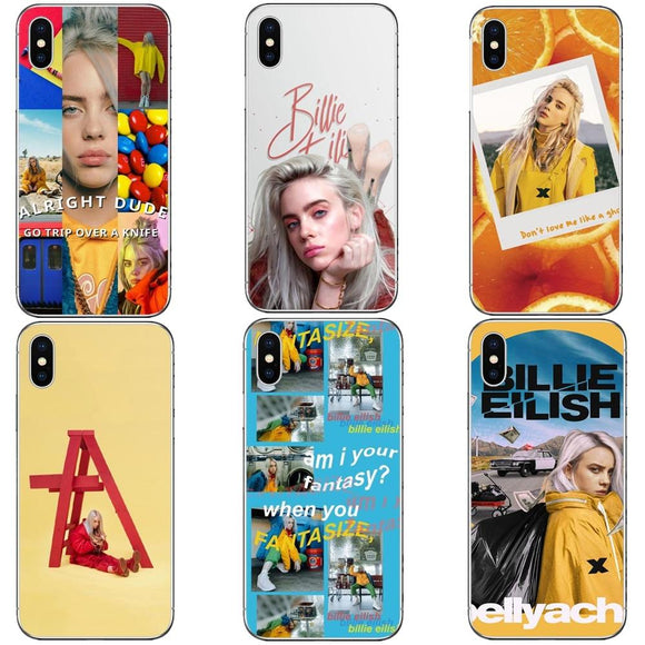 Billie Eilish iPhone Cases