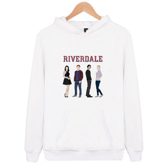 Riverdale Core Four Hoodie