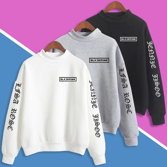 BLACKPINK Bias Sweaters Merchyes