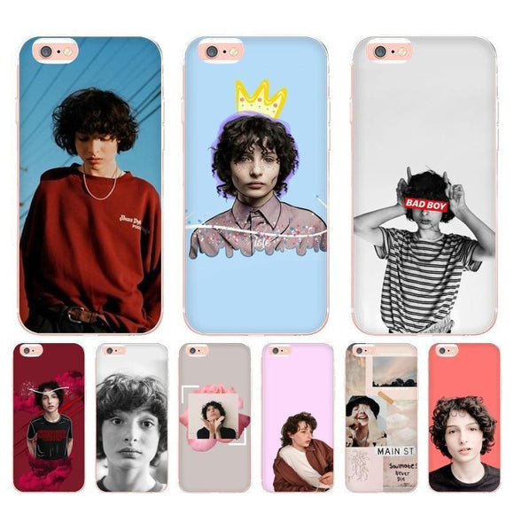 Finn Wolfhard iPhone Case Merchyes