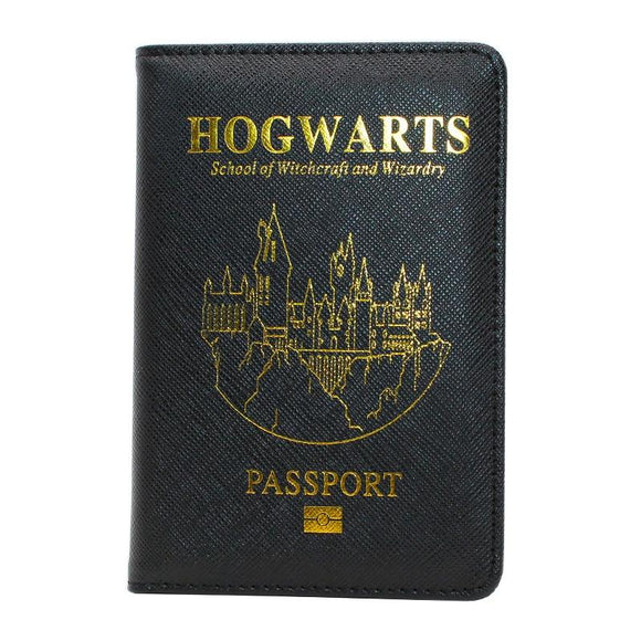Harry Potter Hogwarts Passport Merchyes