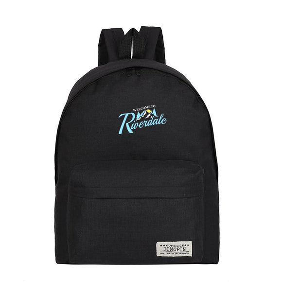 Welcome To Riverdale Backpack Backpack Merchyes