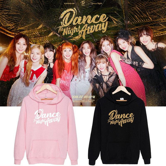 TWICE Dance The Night Away Hoodie Merchyes