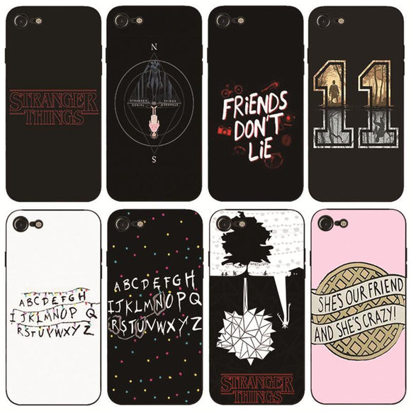 Stranger Things iPhone Cases iPhone Case Merchyes