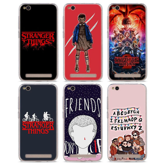Stranger Things Xiaomi Phone Cases Merchyes