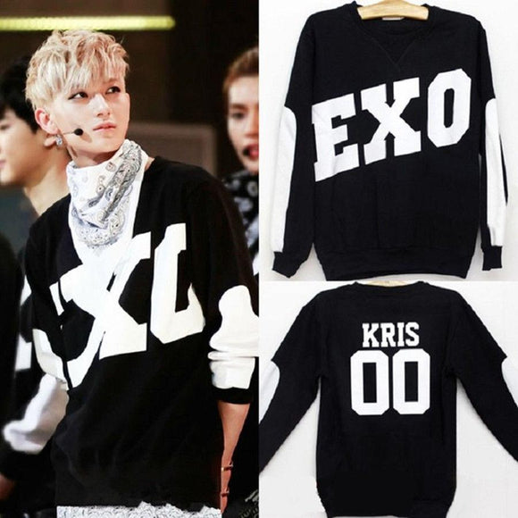 EXO Bias Hoodies Merchyes