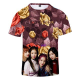 BLACKPINK 3D Shirts Merchyes
