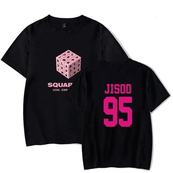 BLACKPINK Square Up Bias T-Shirts Merchyes