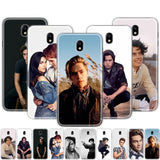 Cole Sprouse Samsung Cases
