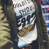 Should I Stay Or Should Eggo? Shirt Merchyes