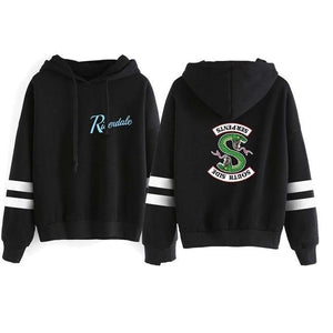 Riverdale Striped Hoodie Merchyes