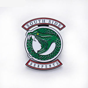 Classic Southside Serpents Pin Merchyes