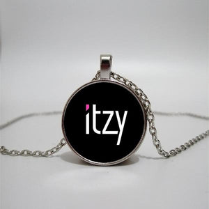 Free ITZY Necklaces Merchyes