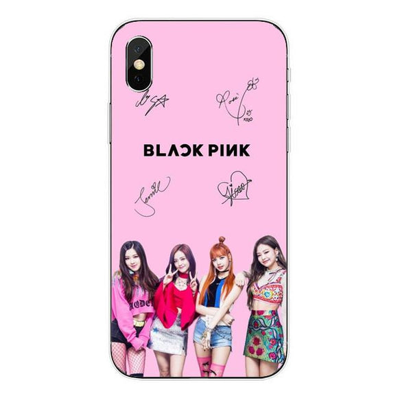 BLACKPINK iPhone Case iPhone Case Merchyes For iphone 6 6S