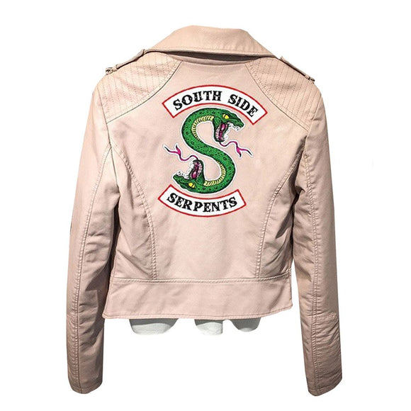 Riverdale Southside Serpents Jacket Leather Jacket Merchyes