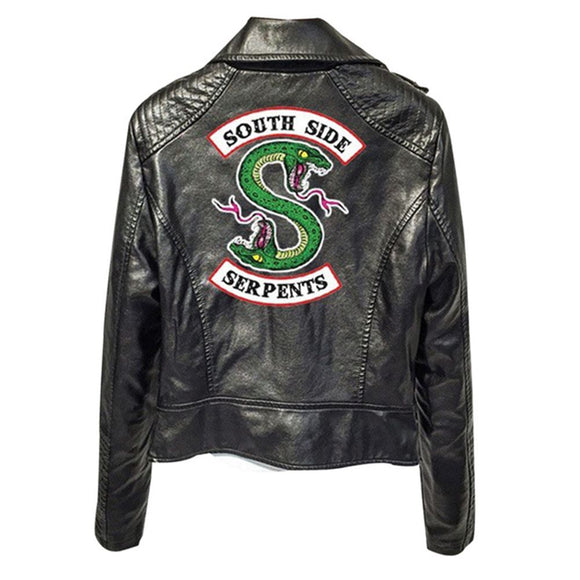 Riverdale Southside Serpents Jacket Jacket Merchyes Large