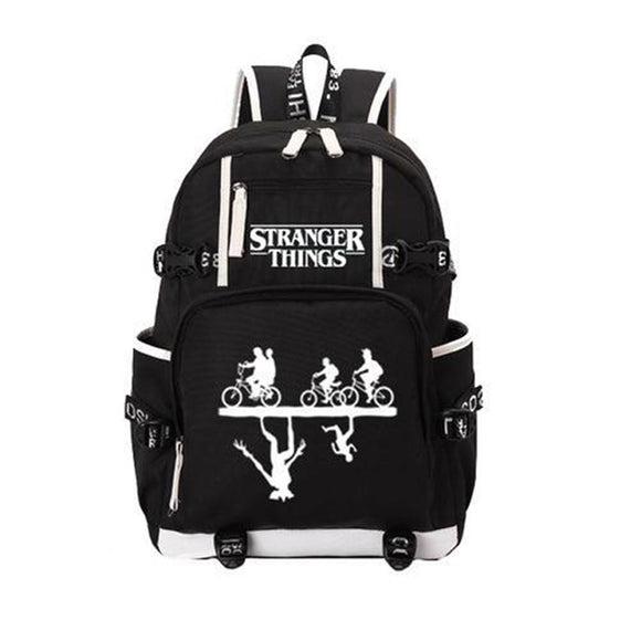 Stranger Things Backpack Backpack Merchyes Style 1