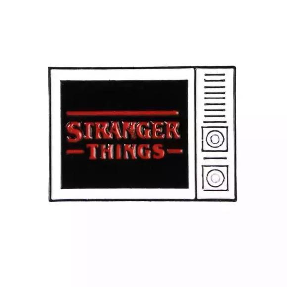 Stranger Things TV Pin Pin Merchyes