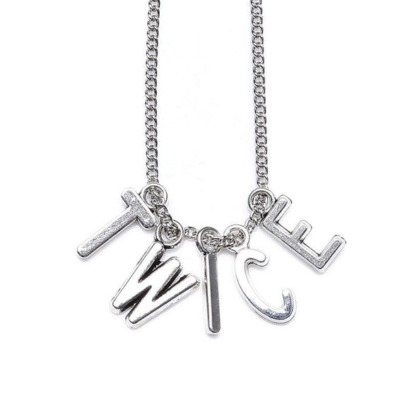 KPOP TWICE Necklace Necklace Merchyes