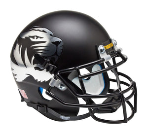 Missouri Tigers Schutt Mini Helmet - Alternate Helmet #2 - Special Order