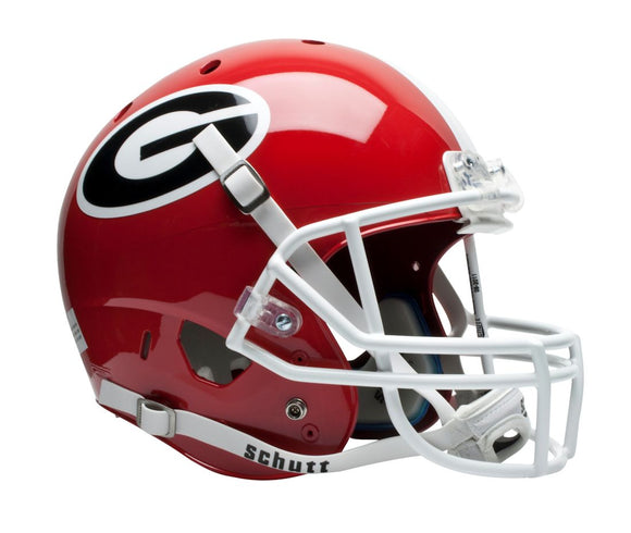 Georgia Bulldogs Schutt XP Full Size Replica Helmet