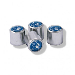 Duke Blue Devils Valve Stem Caps