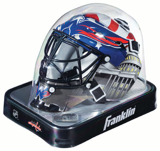 Washington Capitals Franklin Mini Goalie Mask - Special Order