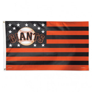 San Francisco Giants Flag 3x5 Deluxe Stars and Stripes