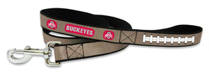 Ohio State Buckeyes Pet Leash Reflective Football Size Large
