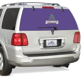 Arizona Diamondbacks Window Film Rear Special Order