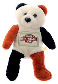 2004 All-Star Game Bear Key Chain