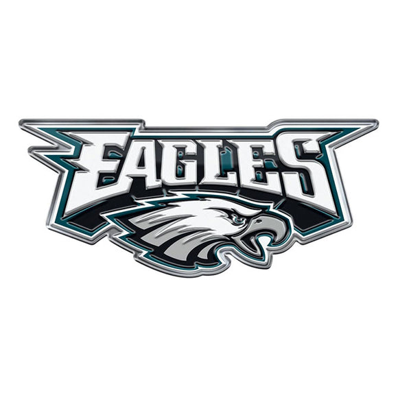 Philadelphia Eagles Auto Emblem Color Alternate Logo