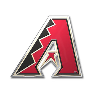 Arizona Diamondbacks Auto Emblem Color