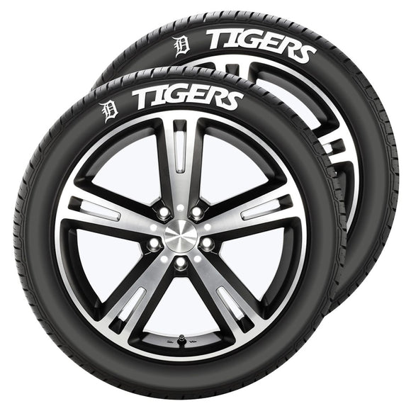 Detroit Tigers Tire Tatz