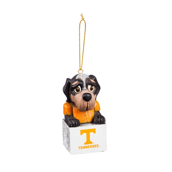 Tennessee Volunteers Ornament Tiki Design - Special Order