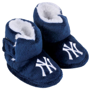 New York Yankees Slippers - Baby High Boot