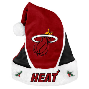 Miami Heat Santa Hat - Colorblock 2014