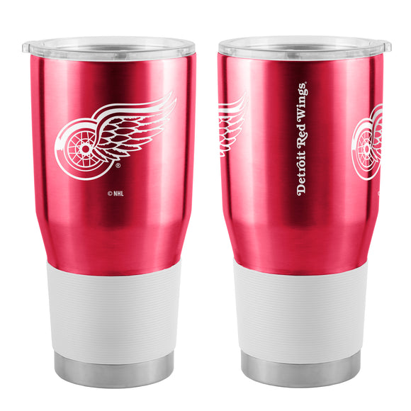 Detroit Red Wings Travel Tumbler 30oz Ultra Red - Special Order