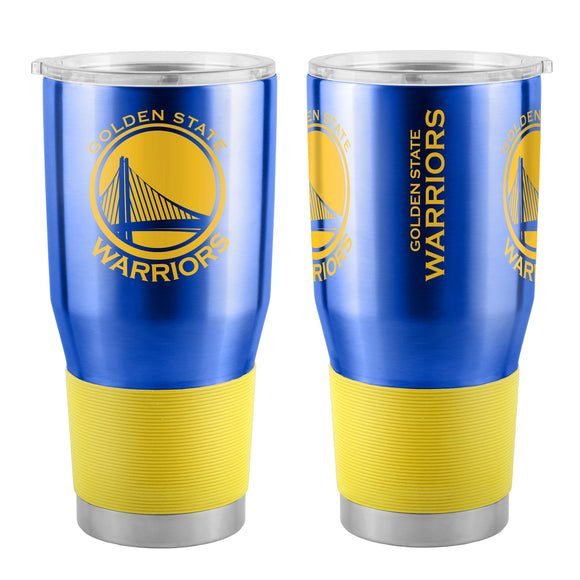 Golden State Warriors Travel Tumbler 30oz Ultra Blue