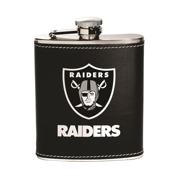 Las Vegas Raiders Flask Stainless Steel