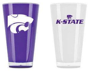 Kansas State Wildcats Tumblers - Set of 2 (20 oz)