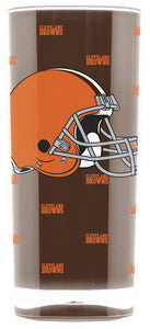 Cleveland Browns Tumbler - Square Insulated (16oz)